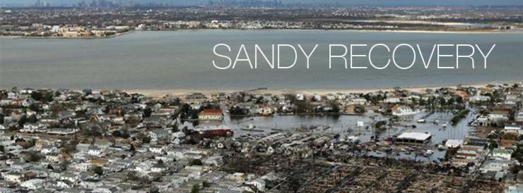 Sandy Recovery; Restoring the Shore