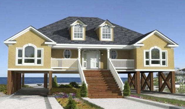 New Jersey Home Elevation