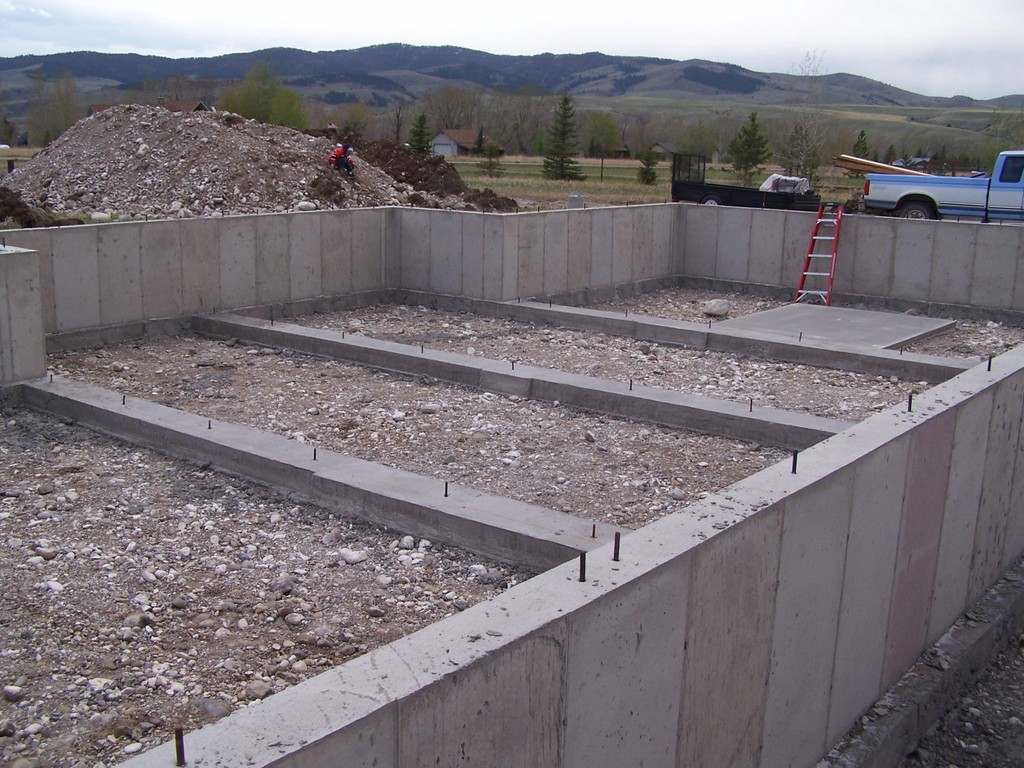 house foundation construction methods pictures to pin on